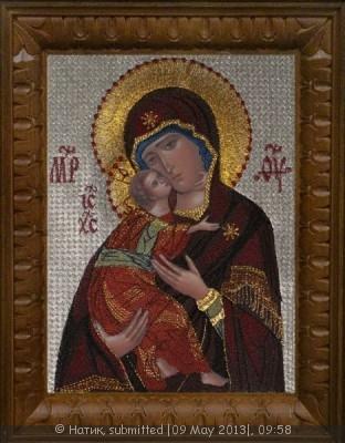 Наши работы на тему православия - Богородица отшитая.jpg